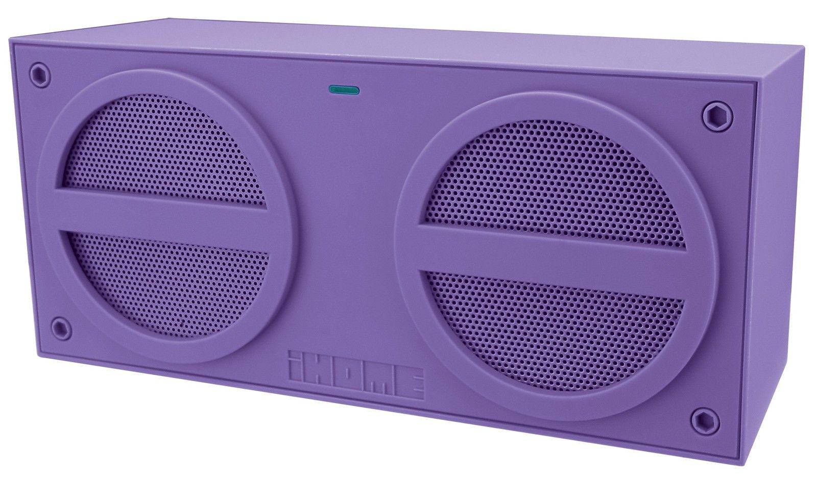 [EBAY] iHome iBT24UE Bluetooth Lautsprecher für 11,11 Euro