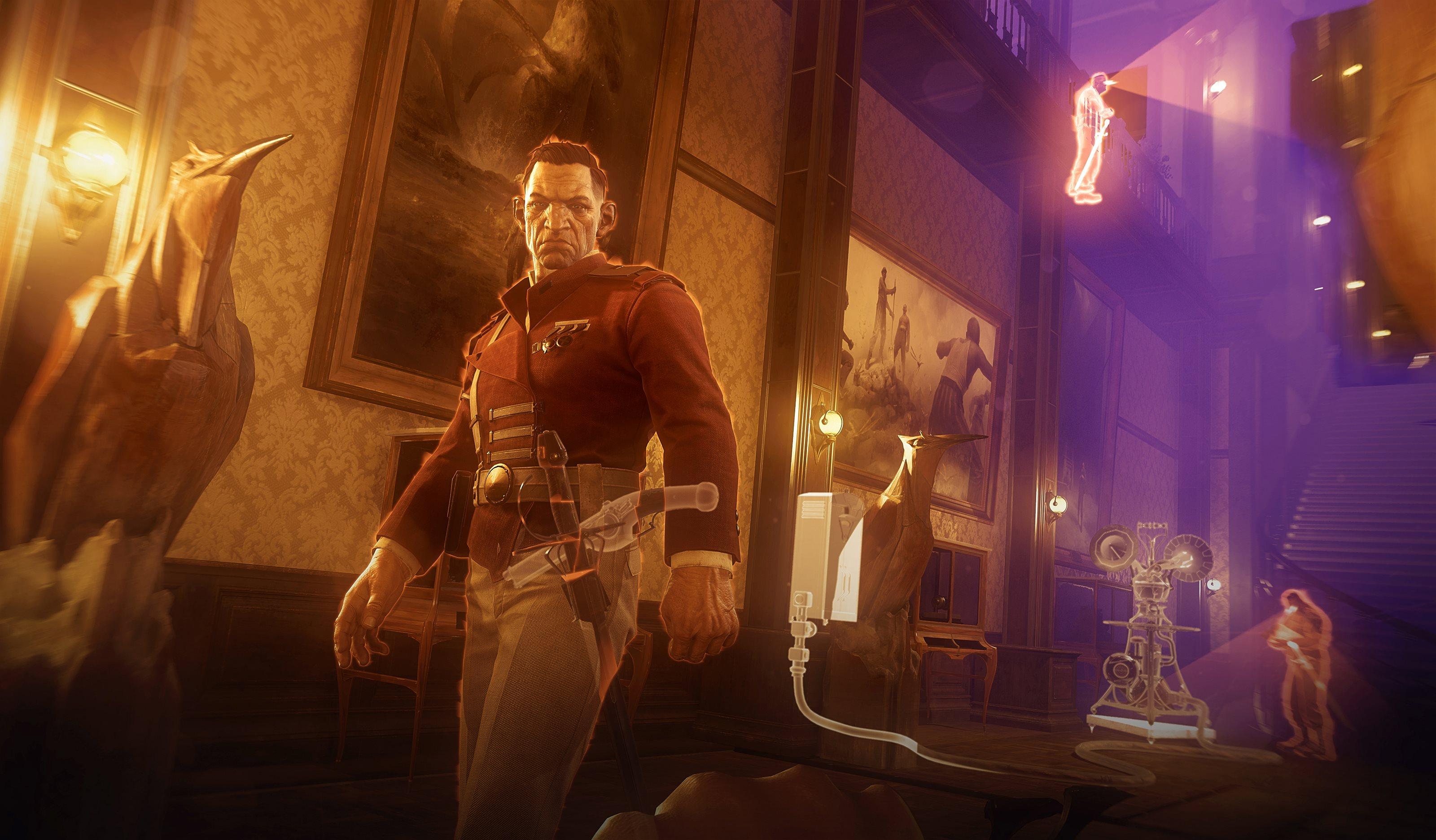 Xbox One/PS4 Dishonored 2 Limited Edition (Englisch) für Grenzgänger/Niederlande