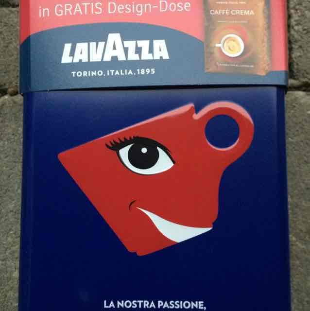 [Netto-Discounter]Lavazza Caffe Crema Classico 1kg mit Dose