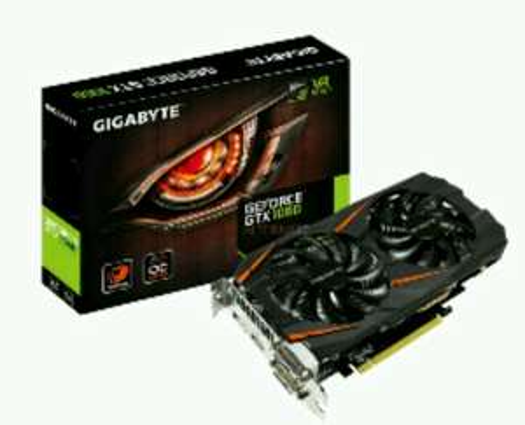Gigabyte GTX 1060 6gb