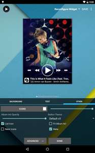 [Google Play Store] Poweramp Full Version Unlocker Music Player für 0,99€ statt 2,99€