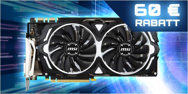 Geforce Gtx 1080 mit 60 Euro Rabatt