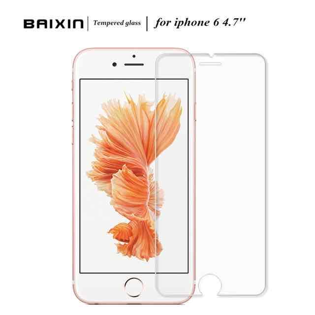 Schutzglas für iPhone 6/iPhone 6s [AliExpress]