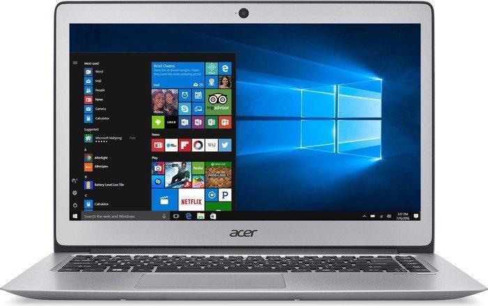 """Acer Swift 3 - Core i7-6500U, 512GB SSD, 8GB DDR4, 14"""" Full-HD IPS matt, Win 10, ca. 10h Akku, Alu-Unibody - 775,20€ (Masterpass) bzw. 823,65€ @ Notebooksbilliger"""