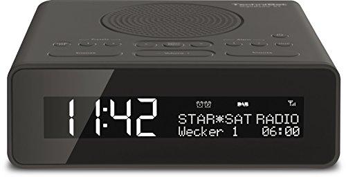 TechniSat DigitRadio 51 (DAB+/UKW Uhrenradio) bei Amazon