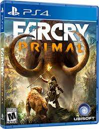 (Amazon.com) Far Cry Primal - PS4 US Code für 14,15€