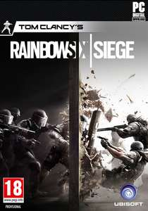 "Tom Clancy's Rainbow Six Siege Uplay Key  - zeitlich begrenzter ""Xmas Sale"" bei Gamesplanet.com"