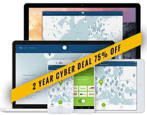 2 Jahre Cyber-Deal NORD VPN