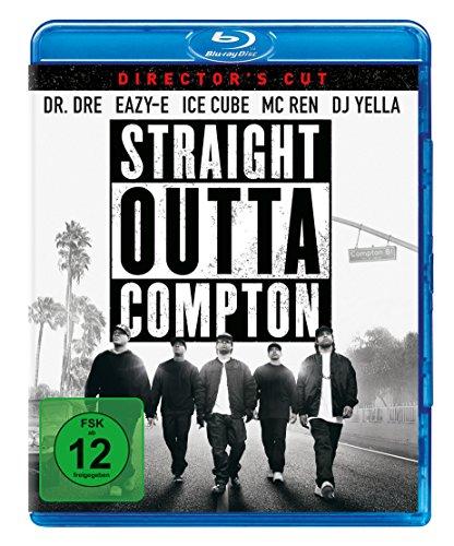 [amazon] Straight Outta Compton [Blu-ray] [Director's Cut] für 7,43€ + ggf. Versand