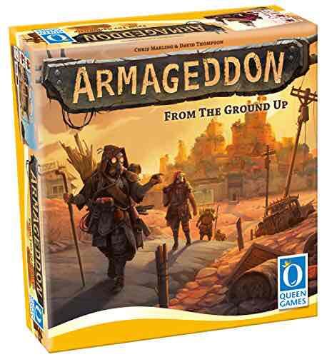 Armageddon (Brettspiel) für 29,14€ @ Amazon