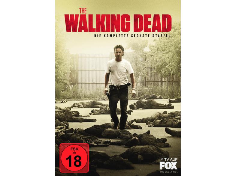 Saturn.de - The Walking Dead - Staffel 6 Uncut DVD-Box