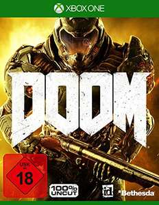 Doom (Xbox One) via Amazon für 19€