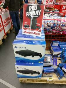 MediaMarkt Milaneo - Playstation 4 Slim 500Gb