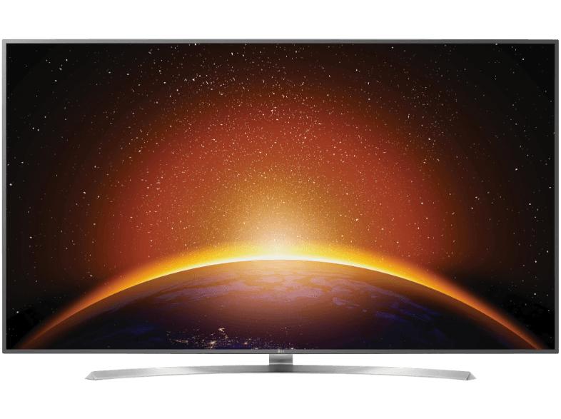 LG 75UH780V, 190 cm (75 Zoll), UHD 4K, SMART TV, LED TV, 2700 PMI, DVB-T2 (H.265), DVB-C, DVB-S, DVB-S2 für 2444,-€ Versandkostenfrei [Saturn Super Sunday]