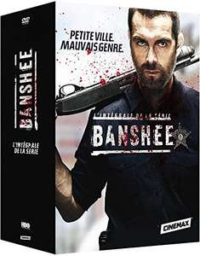 [Amazon FR] Banshee - Die komplette Serie (DVD)