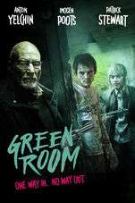 "iTunes Film ""Green Room"" HD Kauf 3,99 Euro"