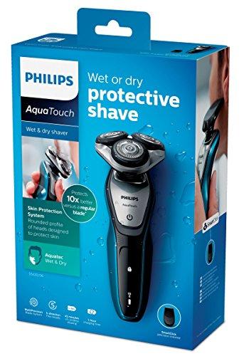 Philips S5420/06 AquaTouch Nass- und Trockenrasierer, Präzisionstrimmer für 66,99€ statt 82,90€ / WHD sehr gut 48,44€ [Amazon Angebot des Tages]