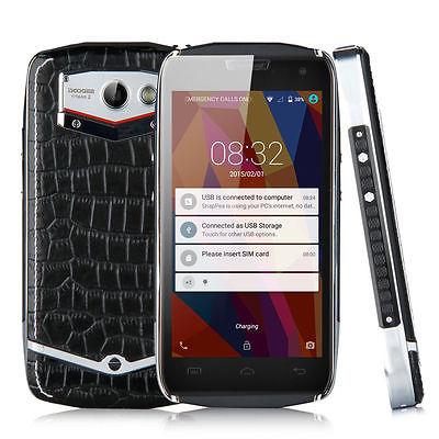 DOOGEE TITANS2 DG700 bei Amazon 54,99€ statt 126,99€ - Wasserdichtes Android Outdoor Smartphone 1,3 GHz QuadCore - 1 GB RAM - 4000 mAh