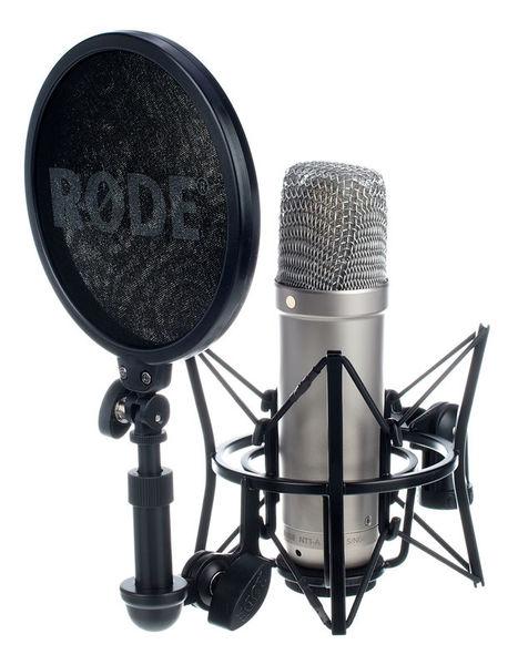 Großmembran Mikrofon Set - Rode NT1-A für 133,99€