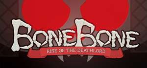 [STEAM] BoneBone: Rise of the Deathlord (3 Sammelkarten) @Game Giveaway of the Day