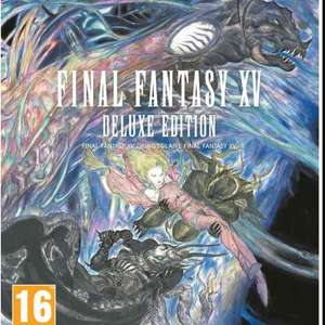 (Amazon FR) Final Fantasy 15 Deluxe Edition XBone 73,34€ / Ps4 79,09€ (inkl. Versand)