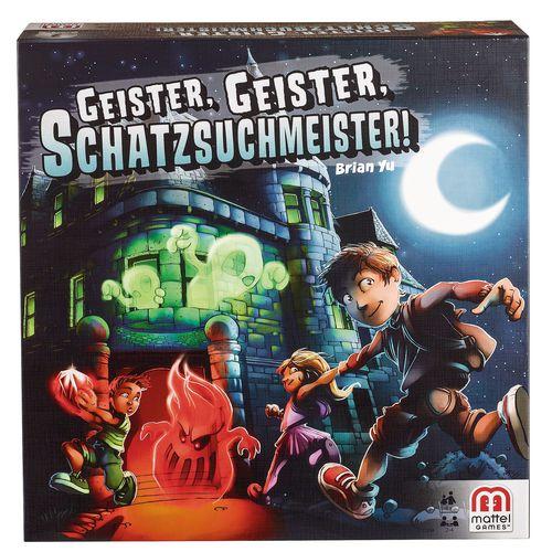 Geister Geister Schatzsuchmeister + Nachtlicht Herz für 16,90€ bei [Jako O]