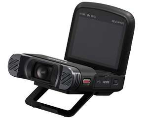 Canon Legria Mini X Camcorder (12 Megapixel CMOS Sensor, 6,9 cm (2,7 Zoll), USB 2.0) schwarz (WHD Sehr Gut)