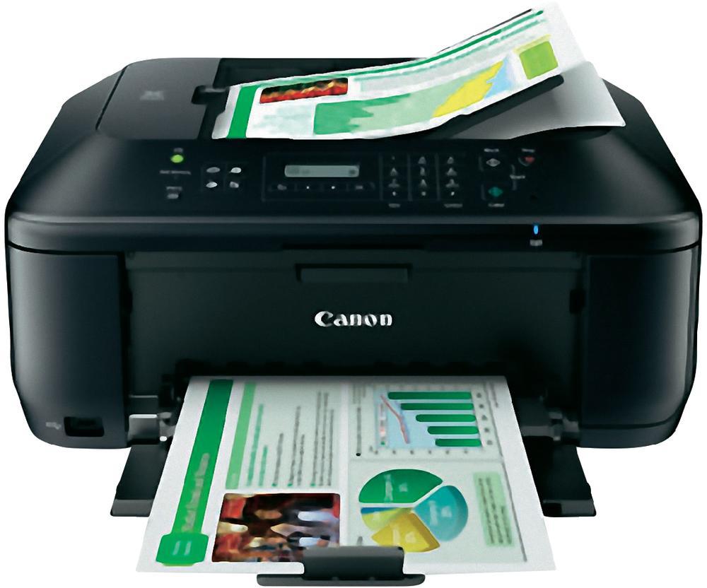 Canon PIXMA MX535 Tintenstrahl-Multifunktionsdrucker A4 Drucker @Conrad bei Zahlung per Sofortüberweisung