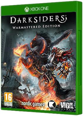 [Amazon] Darksiders Warmastered Edition für 10,99€ + 5€ Strafversand