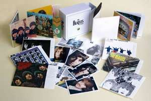 The Beatles in Mono - The Complete Mono Recordings Box-Set, Limited Edition, Original Recording Remastered [AMAZON]