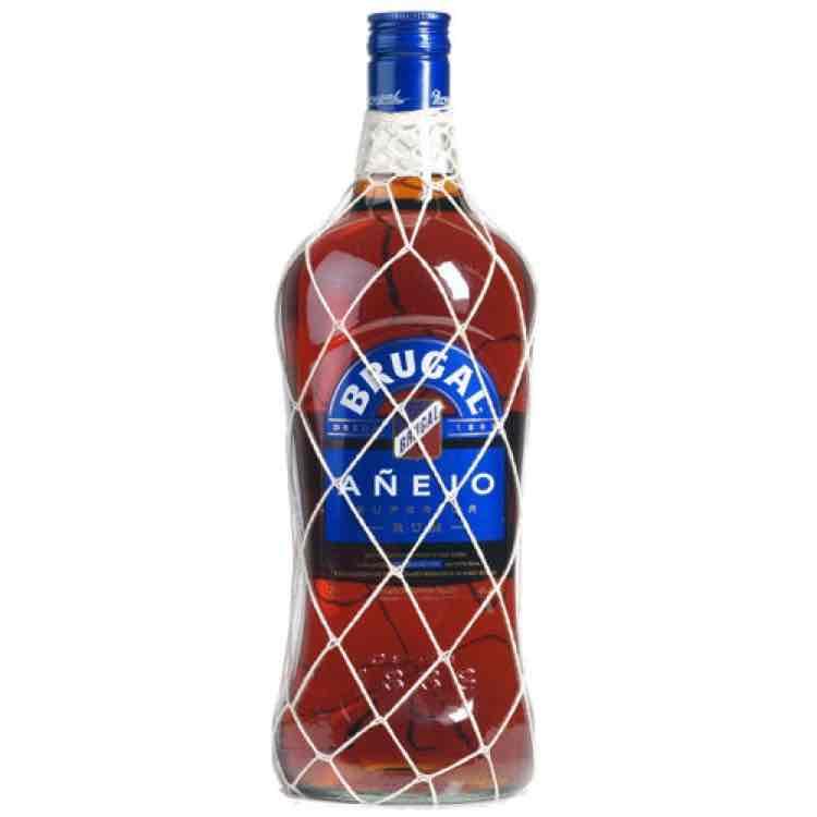 9,99€ Brugal Ron Añejo Rum (1 x 0.7 l) [Amazon Prime] Blitzangebot