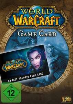 WoW GameCard (60 Tage) für 18.89€ bei Cdkeys.com