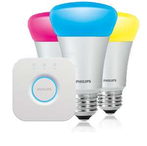 [Amazon Cyber Monday Tagesangebot] Philips Hue E27, 3. Generation, 16 Mio Farben