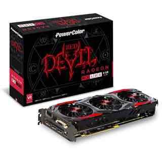 Powercooler RX480 Red Devil nur noch heute [Mindfactory]