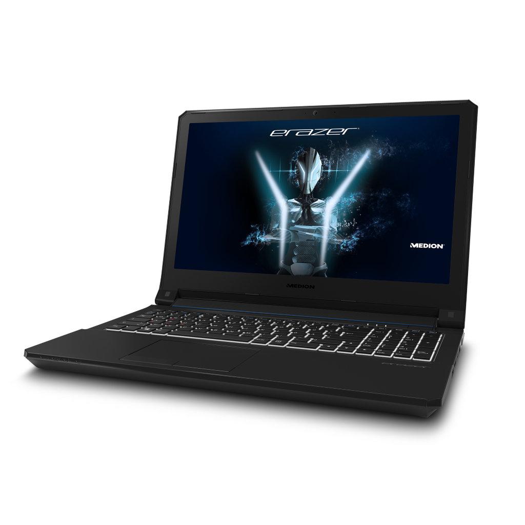 """[Medion] MEDION® ERAZER® X6601 (MD 60083) / i7-6700HQ / GTX 960M /  mattes Display 39,6 cm (15,6"""")  FHD / 16 GB DDR4 / 256 GB SSD / 1.500 GB HDD + 4% shoop"""
