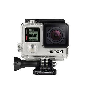 GoPro Actionkamera HERO 4 Silver - (von Autorisiertem GoPro Händler Generalüberholt)