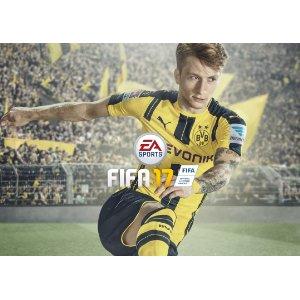 amazon.uk - Fifa 17 zum heutigem Bestpreis