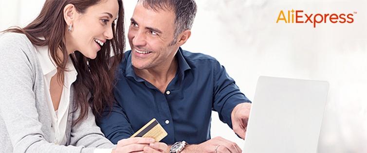 Aliexpress wieder bei Shoop - 6% Cashback
