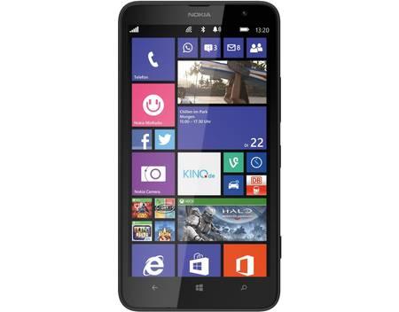 [Allyouneed / Carbonphoneshop] Nokia Lumia 1320 Smartphone (6 Zoll (15,2 cm) Touch-Display, 8 GB Speicher, Windows 8, LTE) schwarz Demoware