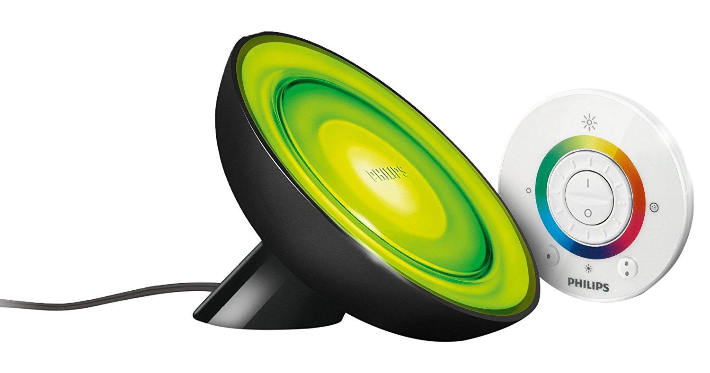 Philips myLiving LED Lampe Bloom HUE Kompatibel mit Fernbedienung + weitere 10% möglich