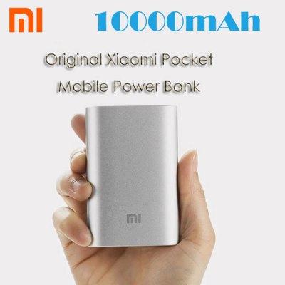 [Gearbest Neukunden] Xiaomi Pocket 10000mAh Mobile Power Bank für 9,95€