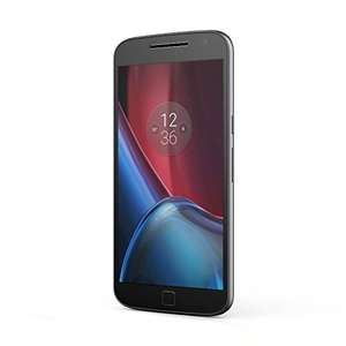 Amazon Cyber Monday Lenovo Moto G4 Plus Smartphone (14 cm (5,5 Zoll), 16GB, Android) schwarz/weiß