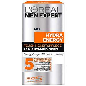 [Amazon] L'Oreal Men Expert Hydra Energy 24h für 3.99 / 3.79 als Sparabo
