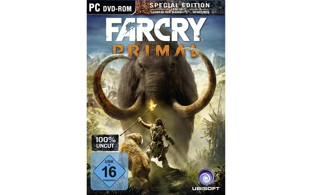 Far Cry Primal Special Edition PC @ Amazon.de - mit CD