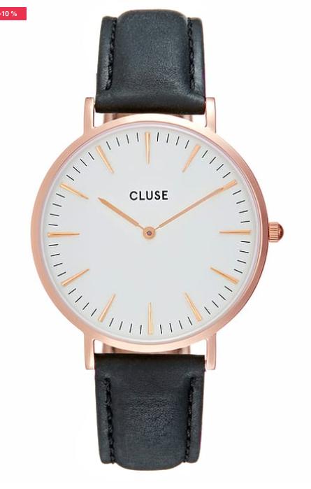 Nur heute 20% extra Rabatt auf den gesamten Sale (MBW: 80€) bei Zalando @Cyber Monday, z.B. Cluse Armbanduhr LA BOHÈME für 64,76€ statt 84€