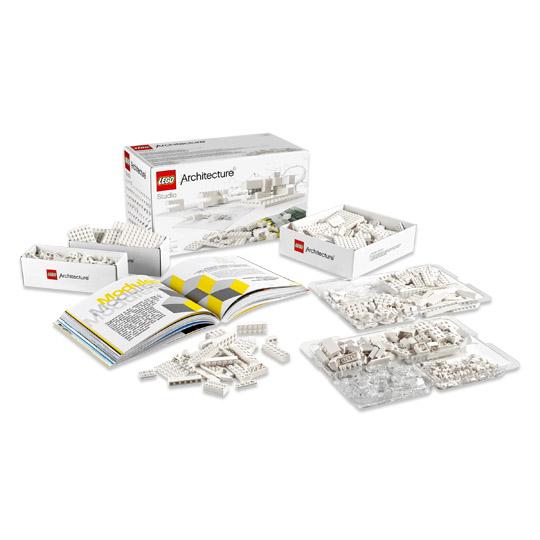 LEGO Architecture Studio bei real online [nur online] für 109,00 statt 159,99