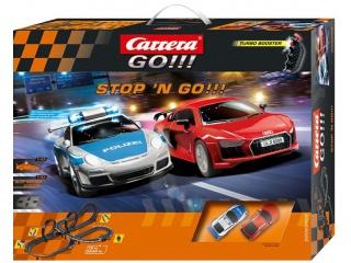 Carrera Stop n´ Go!!! Fachhandels Bahn 62402