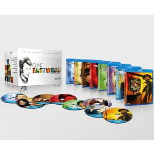 (Zavvi) The Clint Eastwood Collection (Blu-ray) für 17,69€
