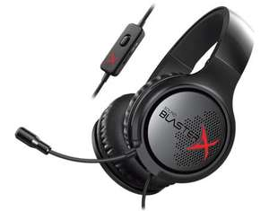"Creative™ - Gaming Headset ""SB X H3"" (PC,PS4,Xbox One) [B-Ware] ab €22,42 [@Allyouneed.com]"
