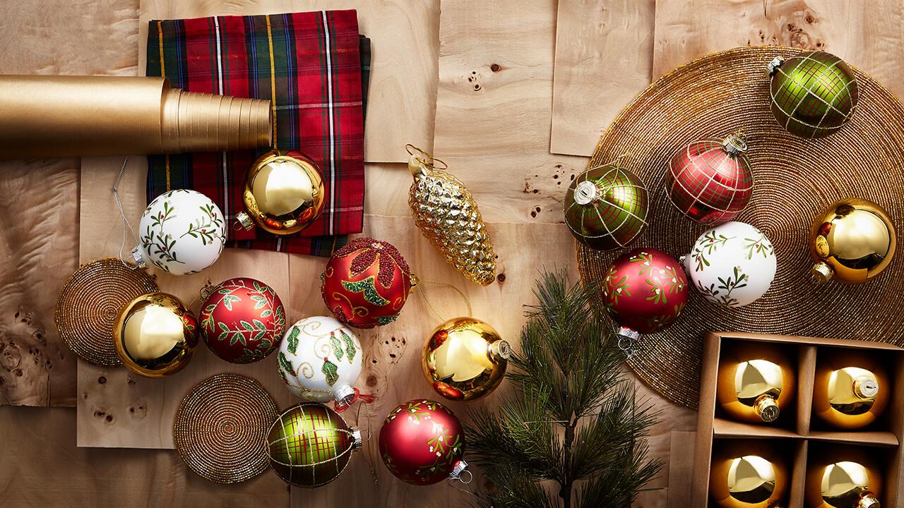 Nur noch heute: Bis zu 15% Rabatt auf Weihnachtskugeln + gratis Versand bei Butlers